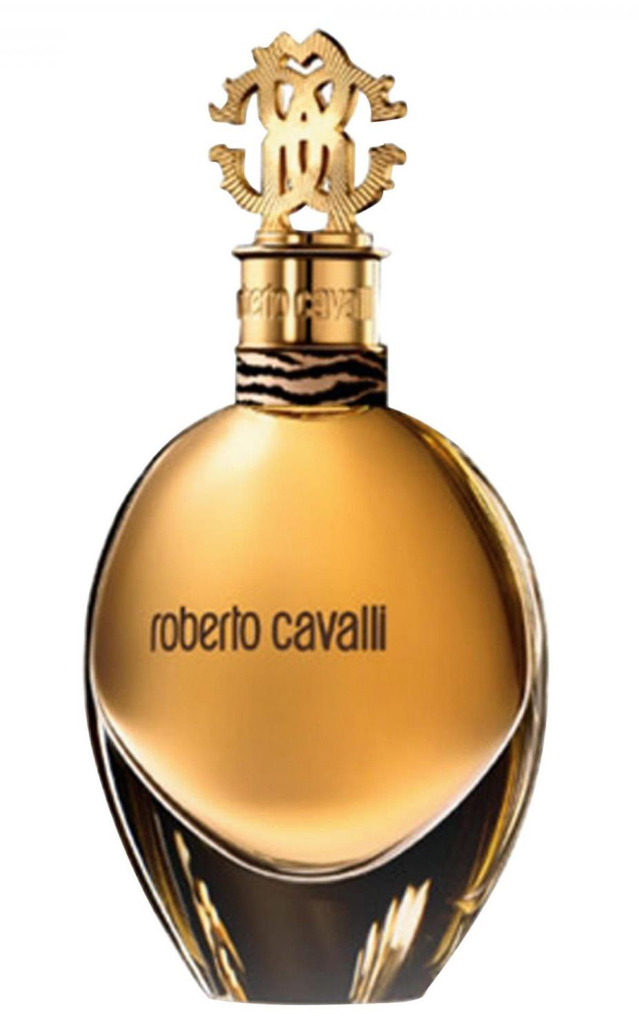 عطر وبرتو كاوالي او د پرفيوم گلد-Roberto Cavali Eau The Parfum Gold