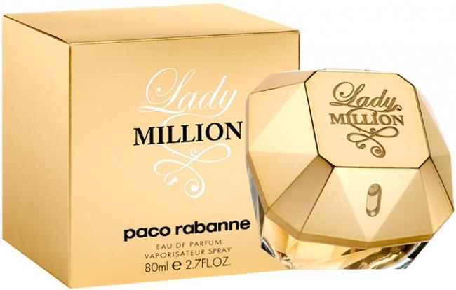 عطر پاكورابانه ليدي ميليون اسلوتلي گلد-Paco Rabanne Lady Million Absolutely Gold