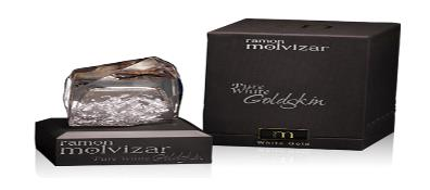 عطر رامون مولويزار وايت گلداسكين-Ramon molvizar White Goldskin