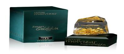 عطر رامون مولویزار اسمارت گلد اسكين-Ramon Molvizar Smart Goldskin