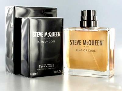 ادكلن استيو مك كوئين كينگ آف كول-Steve McQueen King Of Cool