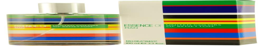 ادکلن مردانه بنتون اسنس -  Benetton Essence of United Colors for men EDT
