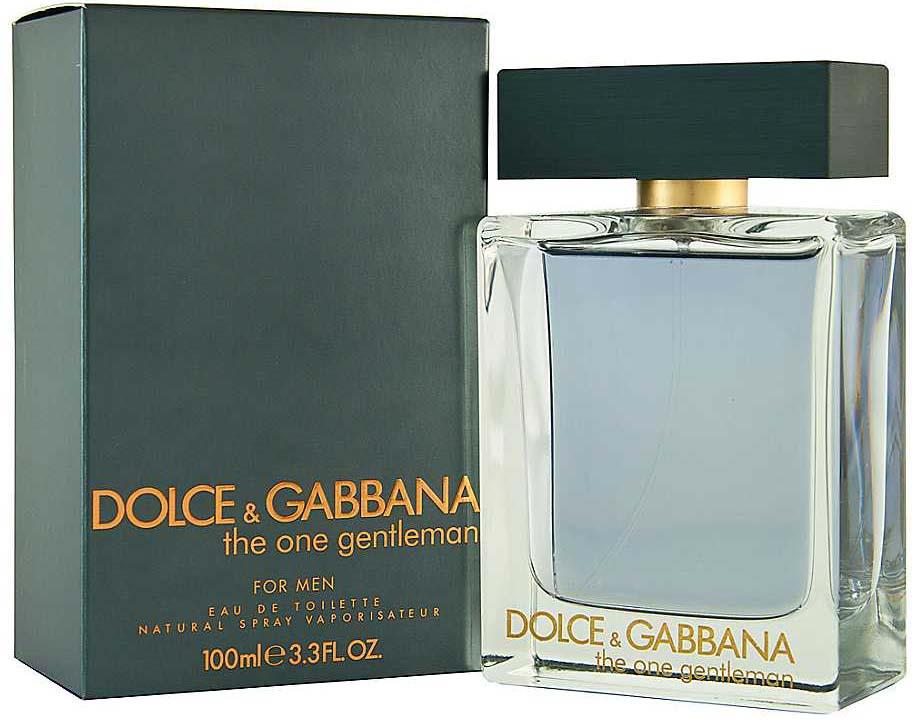 ادكلن مردانه د وان جنتلمن دولچه گابانا(دي اند جي د وان جنتلمن)-Dolce & Gabbana The One Gentleman