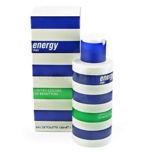 ادكلن بنتون انرژي من(بنتون انرژي مردانه)-Benetton Energy Man