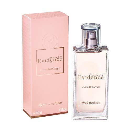 ادكلن ایوروشه اویدنس-Yves Rocher Evidence for women