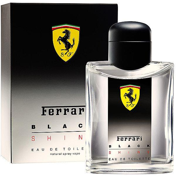 ادكلن بلك شاين فراري-Ferrari Black Shine