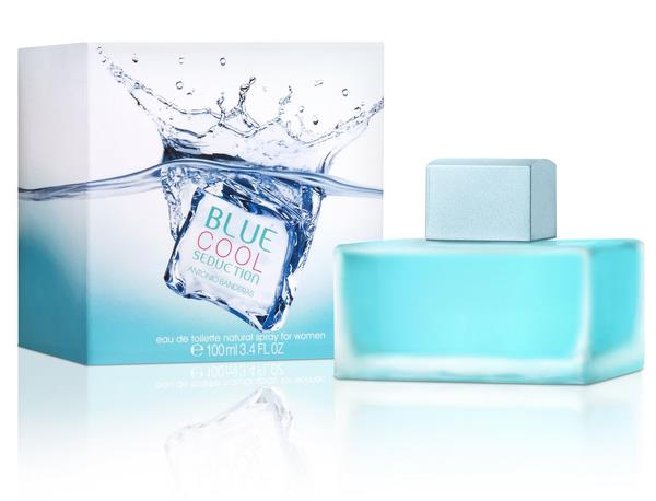 عطر بلو كول سداكشن باندراس-Blue Cool Seduction