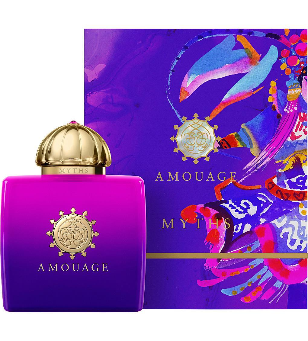 آمواج میتس وومن - Amouage Myths Woman